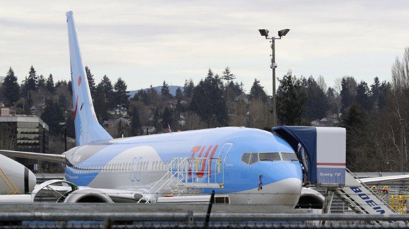 Etats-Unis: Donald Trump immobilise les avions Boeing 737 MAX 8 et MAX 9