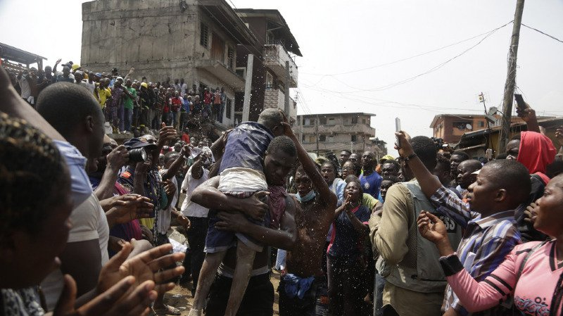 Nigeria: plusieurs morts dans l'effondrement d'une école