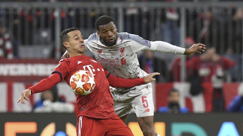 La qualification de Liverpool est symptomatique de la puissance des clubs anglais, qui constitueront la moitié des qualifiés pour les quarts de finale.