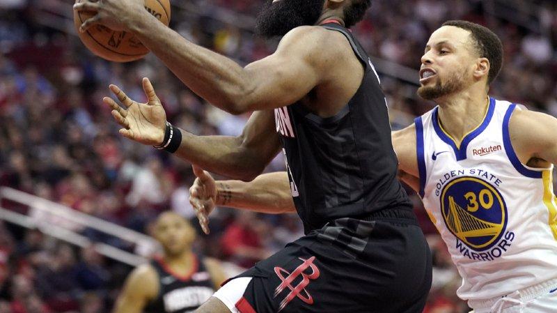 Basket: le bon jeu du Genevois Clint Capela ne permet pas aux Rockets de s'imposer en NBA