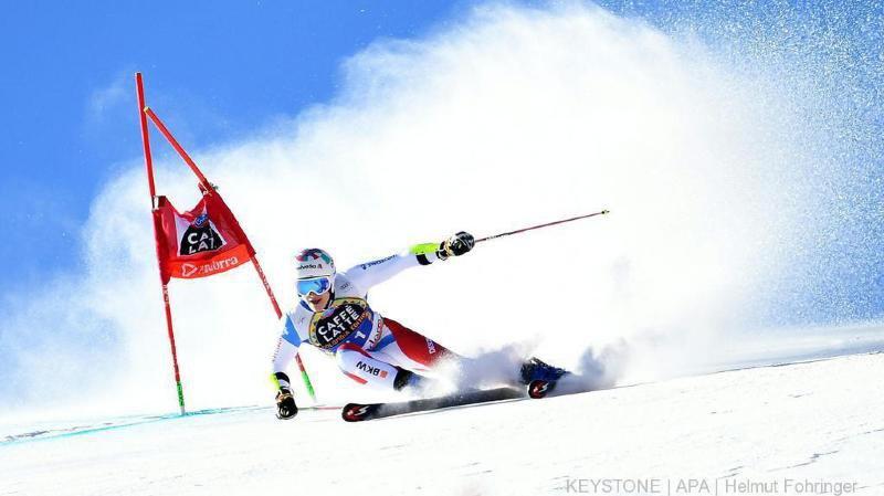 Ski alpin: Marco Odermatt deuxième du slalom géant des finales de Soldeu, le Globe de cristal à l'Autrichien Marcel Hirscher
