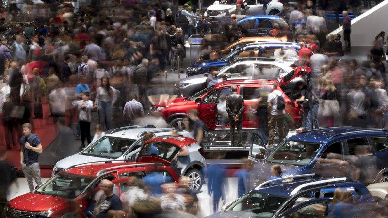 Genève: le salon de l'auto n'atteint pas ses objectifs en terme de fréquentation