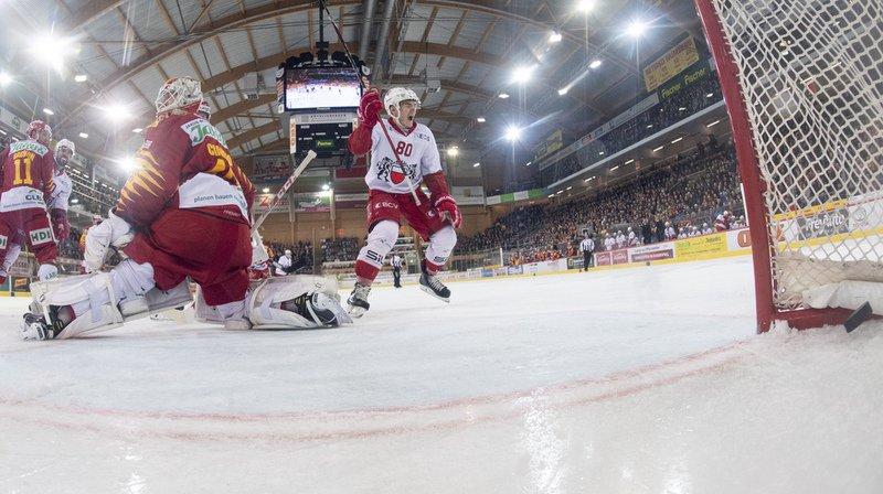Hockey sur glace: balle de match pour Lausanne, Ambri-Piotta en sursis, Zoug qualifié