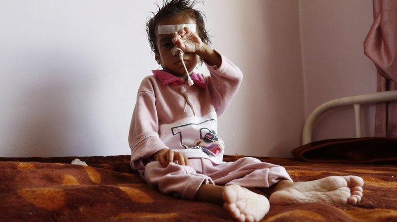 Chaîne du Bonheur: déjà plus d'un million de francs récolté pour le Yémen