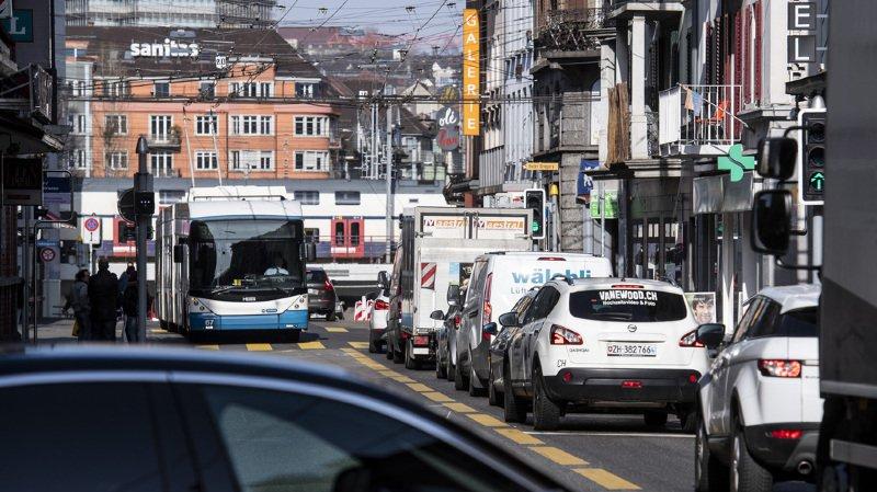 Mobilité: les villes romandes sont insatisfaites de la situation en matière de transports