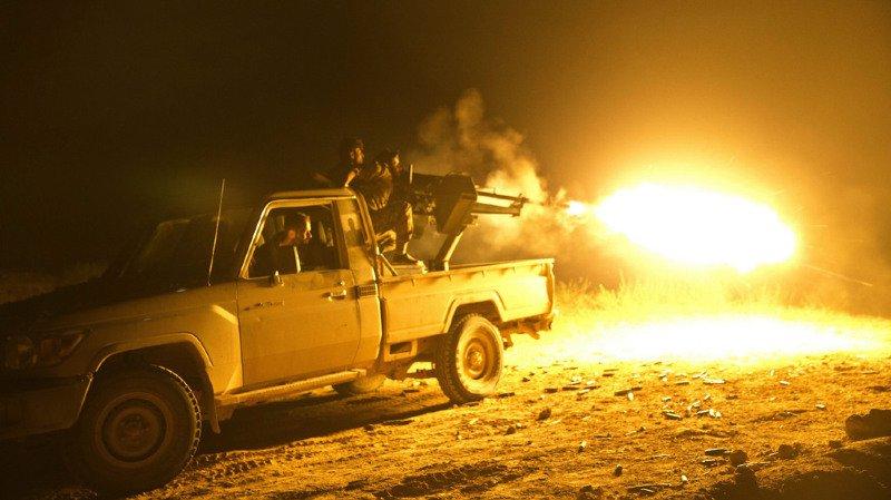 Les forces arabo-kurdes sont venues à bout des dernières poches de résistance à Baghouz.
