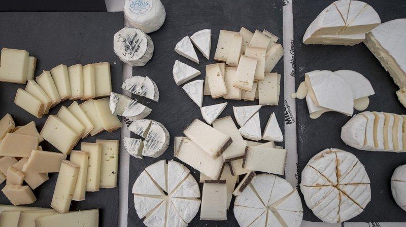 Alimentation: en moyenne, chaque Suisse a mangé près de 22kg de fromage en 2018