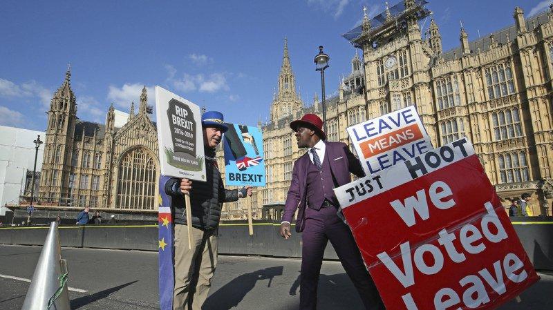 Brexit: pas de soutien suffisant au Parlement britannique pour l'accord négocié avec l'UE