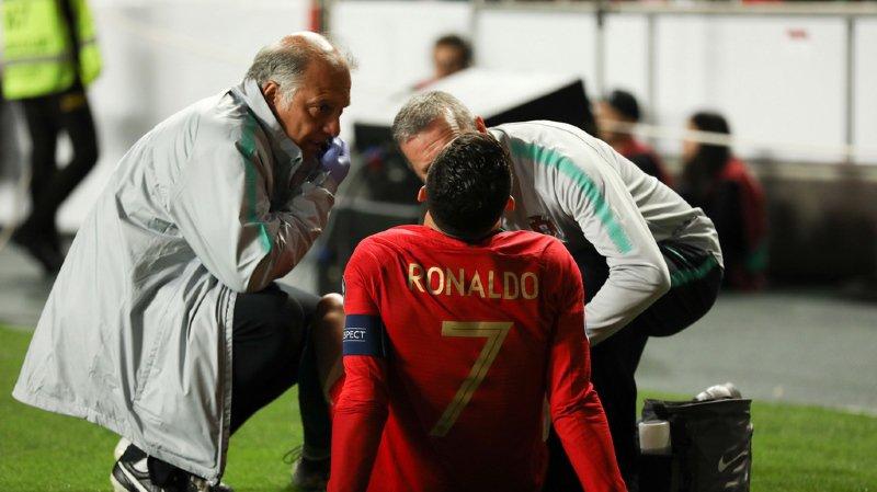 Football - Euro 2020: le Portugal perd Cristiano Ronaldo, la France et l'Angleterre dominent