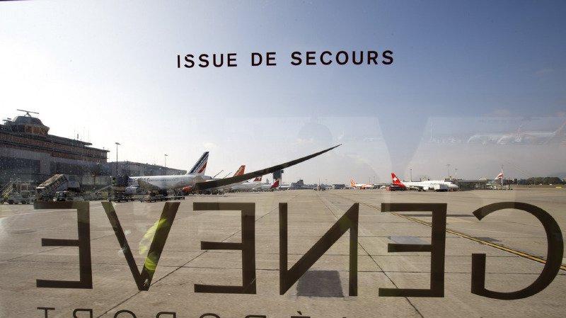 L'aéroport de Genève veut ramener ses nuisances sonores au niveau de l'an 2000