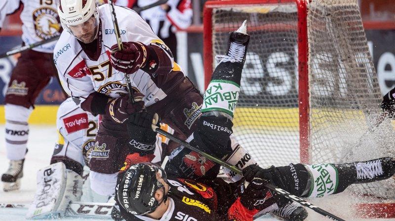 Hockey: les tops et les flops des joueurs valaisans
