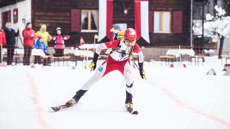 Ski-alpinisme: Ueli Maurer redonne de l'espoir aux skieurs-alpinistes