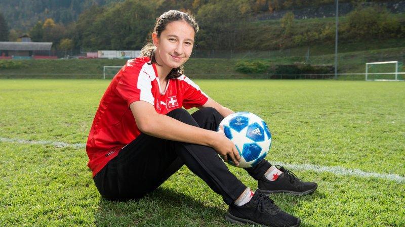Football: Malaurie Granges et la Suisse échouent pour un point dans les qualifications au tour final de l'Euro M17