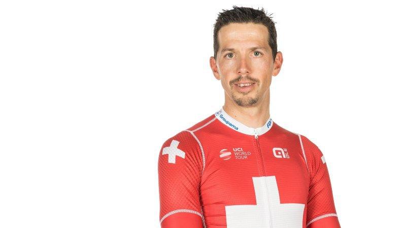 Cyclisme: Steve Morabito est très incertain pour le Tour de Romandie