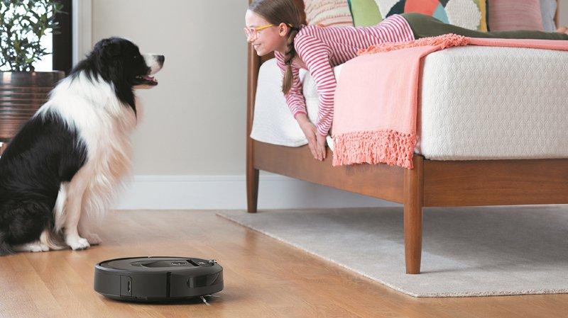 Robot aspirateur Roomba i7