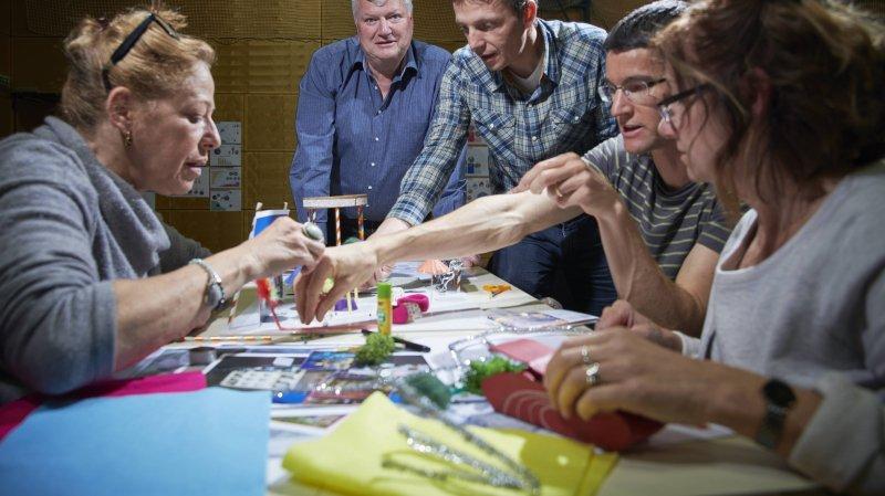 Orsières: les citoyens jouent aux urbanistes