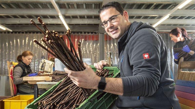 A 33 ans, père de trois enfants, Matthieu Vergère, dynamique et déterminé, mène de front engagement professionnel et vie de famille.