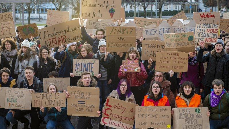 Climat: les jeunes socialistes du Valais romand appellent à la désobéissance civile