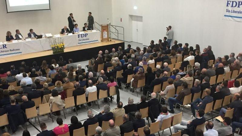 Le PLR valaisan a officialisé mercredi ses candidats aux élections fédérales