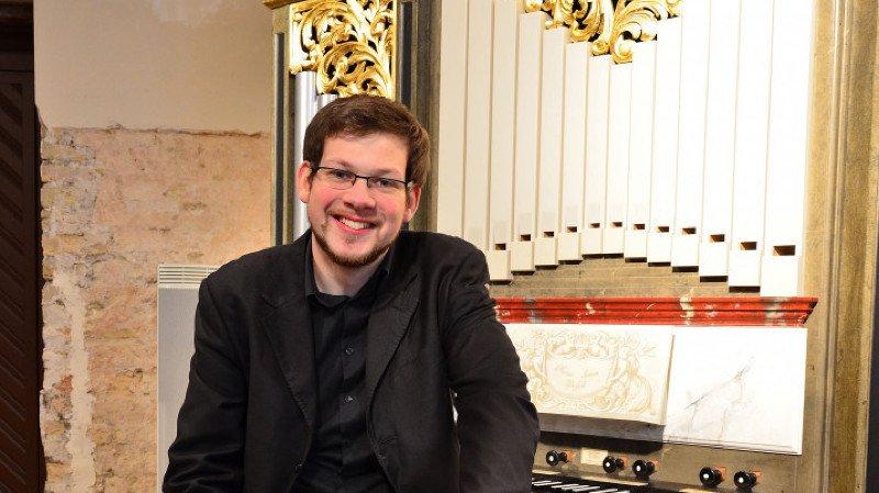 Thomas Kientz, 28 ans, est actuellement en poste à Strasbourg.
