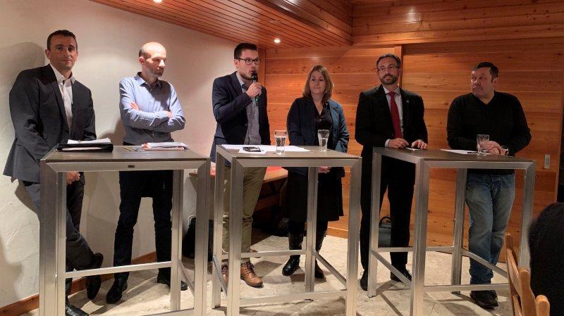 Le débat sur la fusion du val d'Hérens est lancé