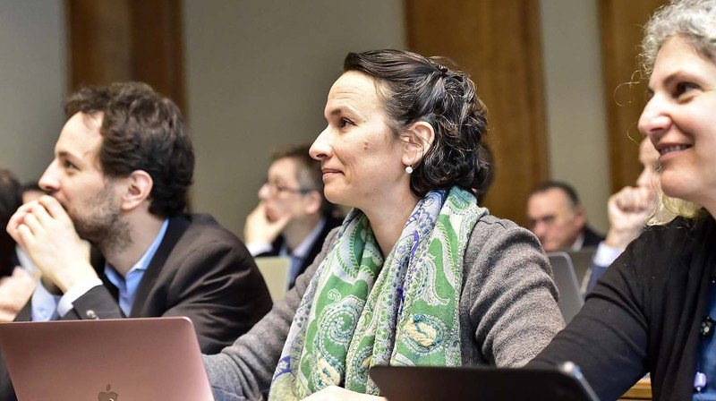 """Le Grand Conseil a accepté le postulat """"Pour un Plan climat valaisan"""" déposé par Céline Dessimoz (Les Verts)."""