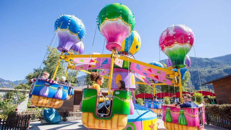 Happyland, comme d'autres parcs d'attraction en Valais, propose des changements pour la réouverture de ce printemps.