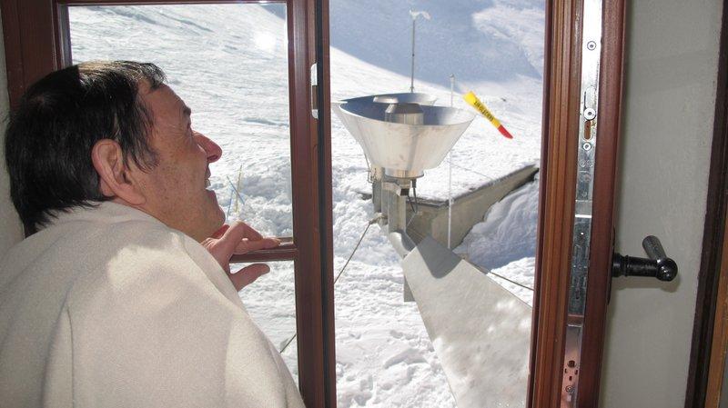 L'hospice du Grand-Saint-Bernard, témoin valaisan des changements climatiques