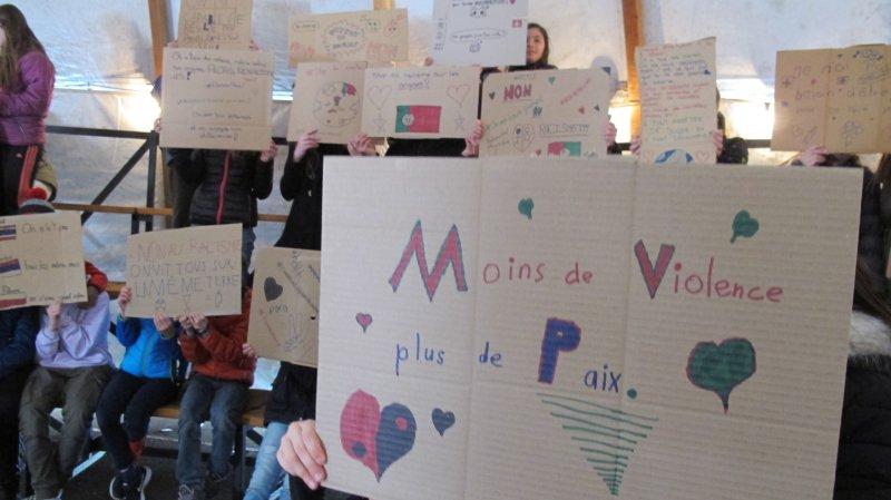 Orsières: un espace privilégié pour parler du racisme