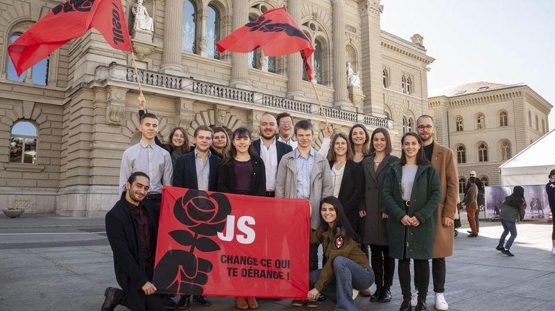 Les jeunes socialistes du Valais romand lancent une liste à 16 pour le National
