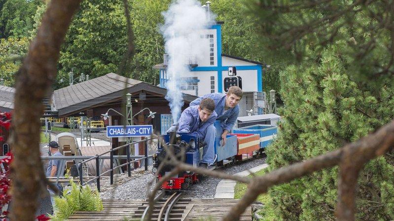 Pour le Swiss Vapeur Parc, 2019 constitue la trentième année d'exploitation au Bouveret.