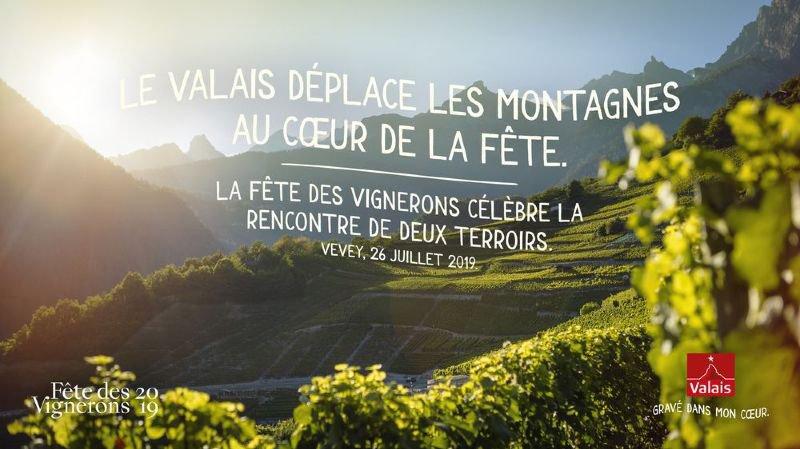 Fête des vignerons 2019: le Valais se présentera à Vevey dans des télécabines