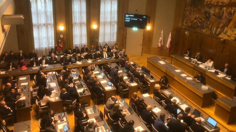 Le Grand Conseil est en faveur d'une cellule psychologique au sein de la police cantonale.
