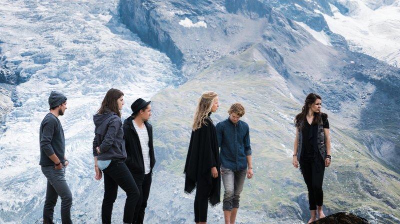 Wintershome, groupe de Zermatt, a marqué la scène suisse avec son premier album. Il sera à Aigle le vendredi 7 juin.