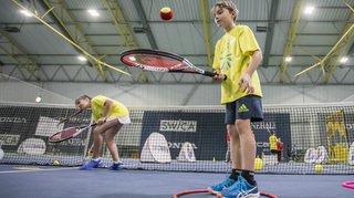 Monthey: un après-midi pour découvrir le tennis en s'amusant