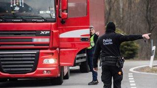 Circulation: plus de 20'000 poids lourds en infraction lors de contrôles en 2018