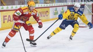 Hockey sur glace: le Valaisan Oliver Heinen signe un contrat pro avec le HC Davos