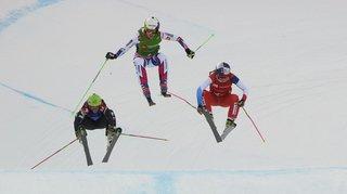 Sion-Veysonnaz au cœur du rapprochement entre le snowboardcross et le skicross