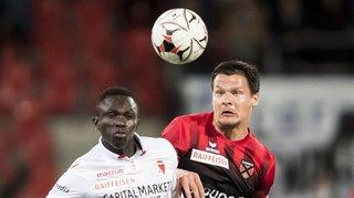 Football: les notes des joueurs du FC Sion lors du match contre Neuchâtel Xamax