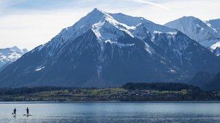 Météo: soleil et douceur, la semaine s'annonce radieuse pour les Suisses