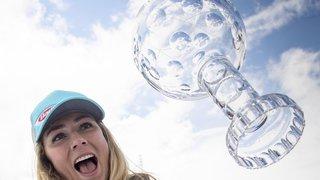 Ski alpin: avec ses 17 victoires, Mikaela Shiffrin a gagné près de 900'000 francs, Holdener et Feuz les mieux payés côté suisse