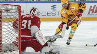 Hockey sur glace: Lausanne et Genève sont battus alors que Bienne va en demi-finale