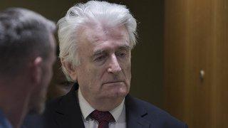 Génocide en Bosnie: Radovan Karadzic condamné à la perpétuité