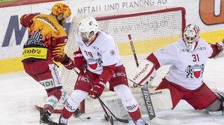 Hockey: battu à Langnau, Lausanne contraint de disputer un septième match