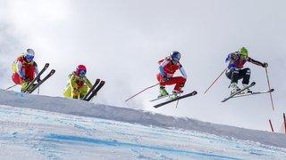 Skicross: un rendez-vous qui peut créer une émulation en Valais