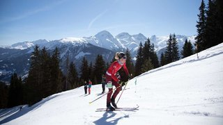 Ski-alpinisme: Victoria Kreuzer gagne dans les Grisons