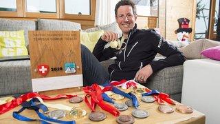 Yannick Ecœur a fait de son sport un métier durant quinze ans