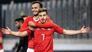 Football: Bastien Toma buteur avec l'équipe de Suisse M21