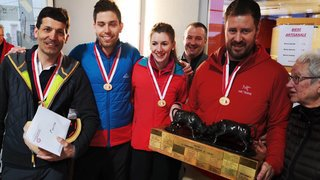 Curling: Martigny est champion valaisan