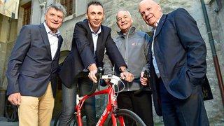 Cyclisme: Champéry est au pied d'un col hors catégorie avec le Dauphiné